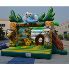 theme park kids toy jumping Inflatable Bouncer