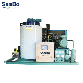 SamBo Commercial Used 5Ton/24Hrs Flake Ice Maker