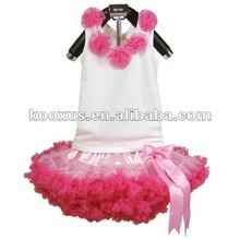 Baby Tank Top sets pettiskirts