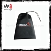 Plastic customized logo branded drawstring bag, shoe gift bag, cheap price drwastring bag