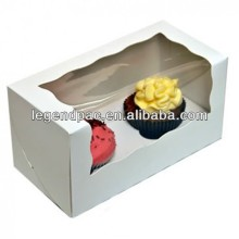 high quality food grade packaging cupcake cake boxes