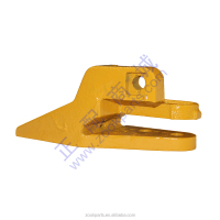 Wheel loader left bucket teeth durable side tooth