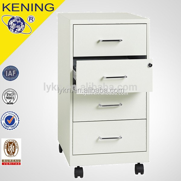 hot sale best quality 4 Drawers Sliding Door Cabinet