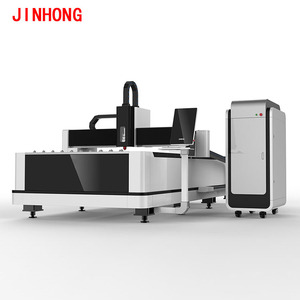 China aluminum stainless steel sheet metal cnc fiber laser cutting machine price