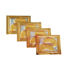 Collagen Crystal Eye Bag Mask 24K Gold Eye Gel Patch Gold eye patch