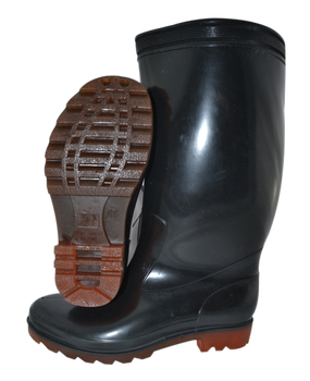 Best Selling Water Proof Cheap PVC Rain Boots with Steel