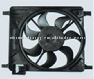Auto mechanical Radiator FAN /cooling fan ASSY FOR Daewoo New Matiz '11/ OE NO.95975939