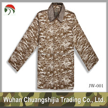 Winter M65 Softshell Army Men field jacket in Camouflage
