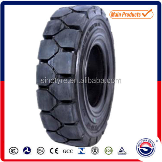 Cheap bobcat tires and solid forklift tire online 10 16.5 7.00-12