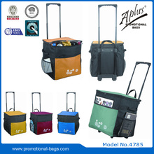 insulated trolley traveling medical cooler bag for medication 4785#
