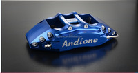 Auto 6 Pots Racing Brake Caliper of Brake systems for BMW BENZ