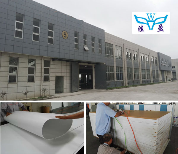 Marble design pvc foam sheet manufacture