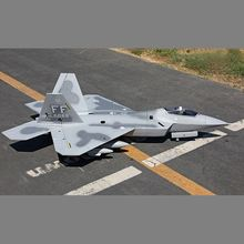 F-22 jet powered foam remote control electric rc airplane