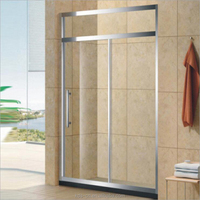 bath shower screen / bath shower enclosure / bath shower room from china supplier