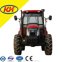 High quality of 120hp 4wd farm tractor with CE BV certification
