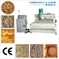 china small cnc cutting milling machine for woodworking with cheap price