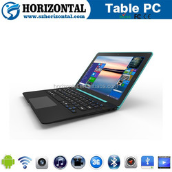 2016 High quality China tablets manufacturer 10.1 inch yoga win10 tablet pc with free keyboard