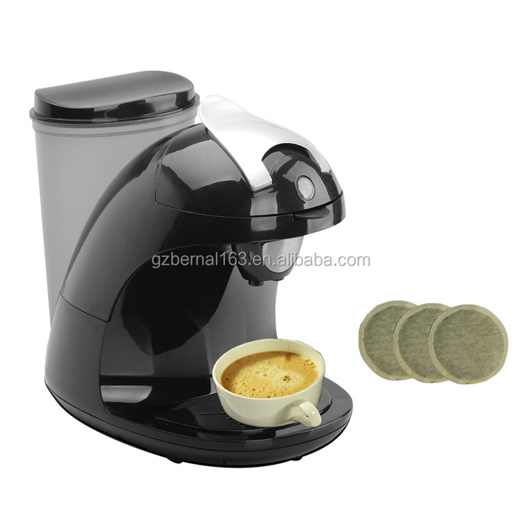 Italian style pod coffee machine , pod coffee maker only use38/SET