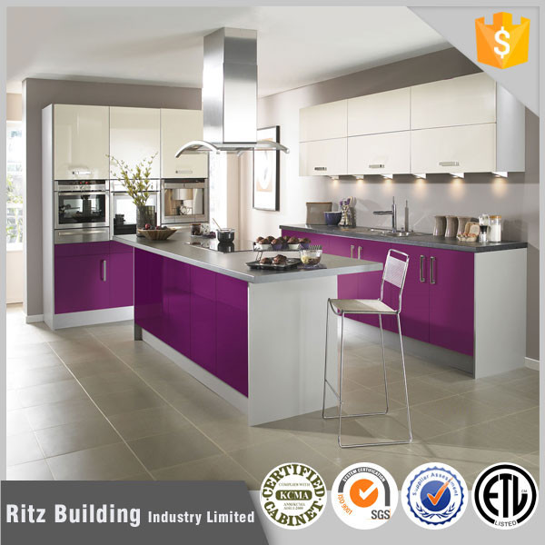 Guangzhou kitchen cabinet Manufacturer European Style Kitchen Furniture set