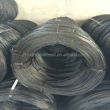 Black Annealed Iron Wire For Building Construction Binding