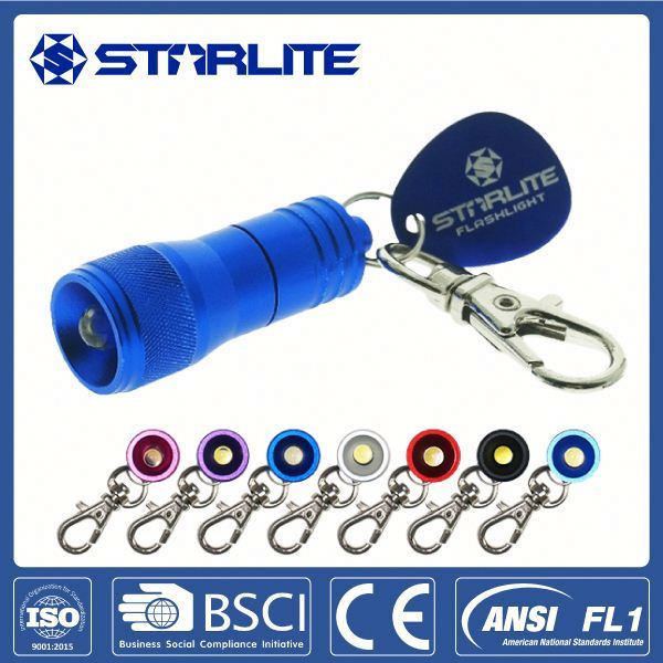 STARLITE colorful giftware china flashlight