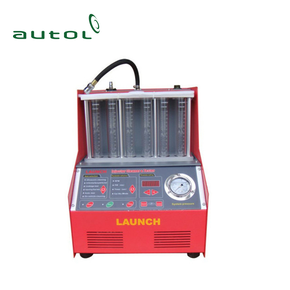 launch cnc602a injector cleaner and tester Ultrasonic cleaning launch cnc 602a fuel injector