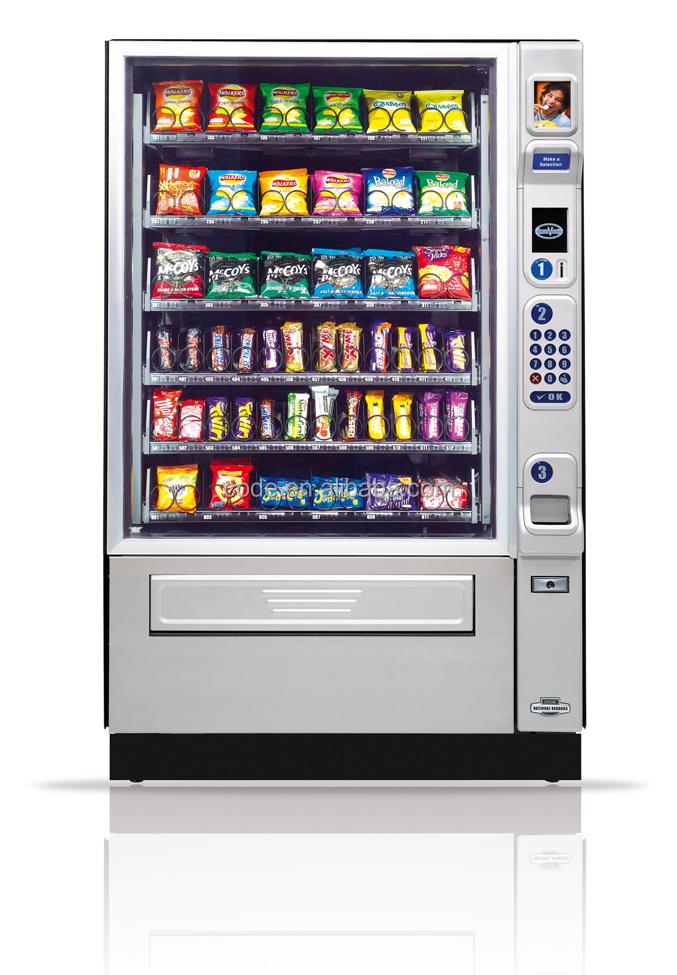 vending machine lights