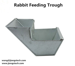 Jiangs High Quality Livestock Feed Trough For Rabbit Farms