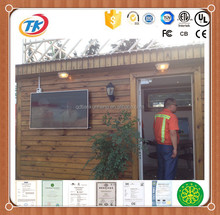 China Low Cost beautiful prefab Container house with CE,CSA&AS certificate