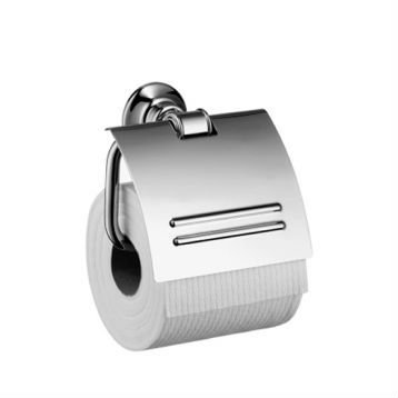 Hansgrohe Axor Montreux Covered Toilet Roll Holder