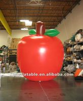 big giant inflatable apple