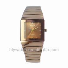 2014 China brand hight promotion vogue golden color citizen movt quartz men watch IMGP5786