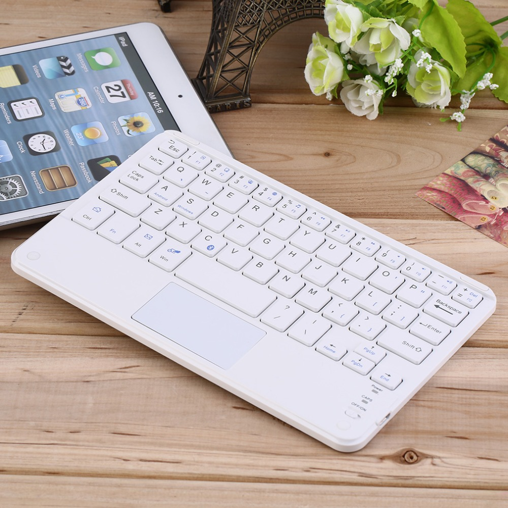 New 7 inch Universal Android Tablet Wireless Bluetooth keyboard For Samsung Tab Microsoft Wholesale 2016