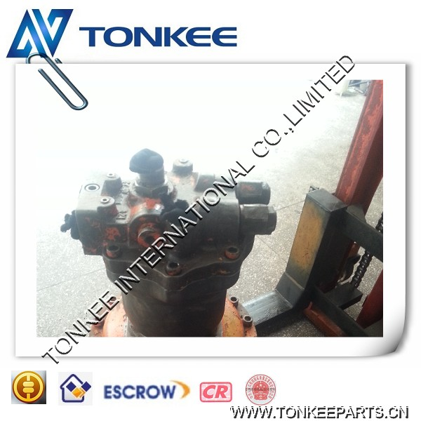 Original used hydraulic pump parts swing motor assy & swing pump assy for excavator VOLVO EC290B