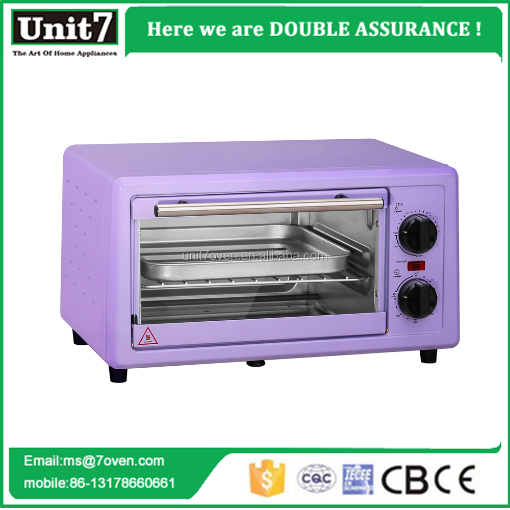 10 Liters Kitchen Appliance Electric Mini Oven for Bread