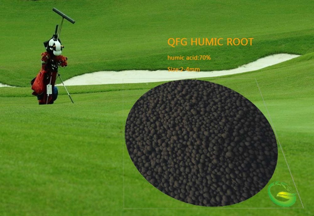 granular humus humic acid 70%