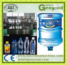 Combined 3 in 1 Purified Water Filling Machine