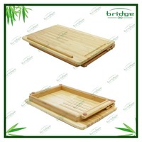 Bamboo Laptop Stand, Lap Desk