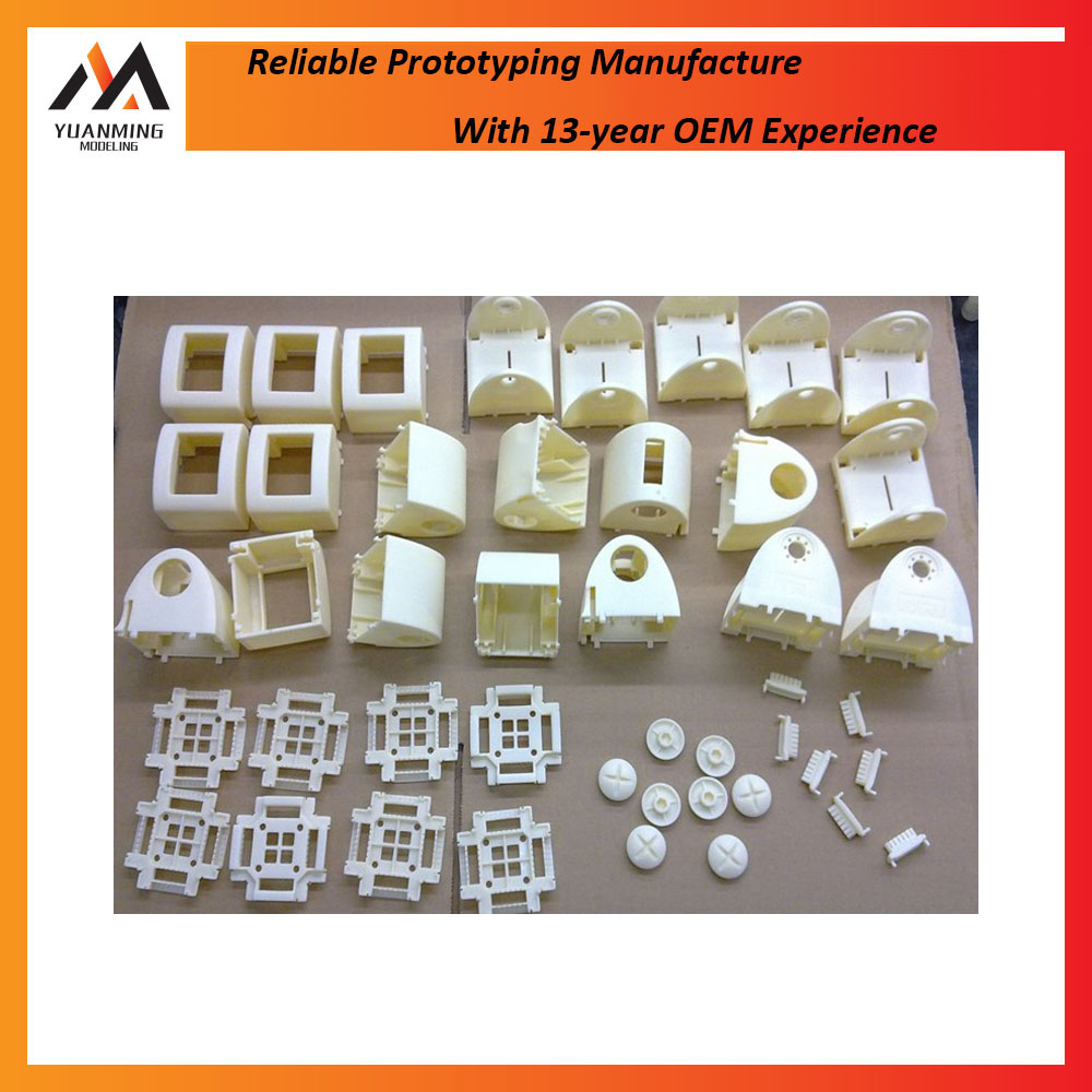 3D Printing Supplier Auto Spare Parts ABS Plastic Case Rapid Prototype