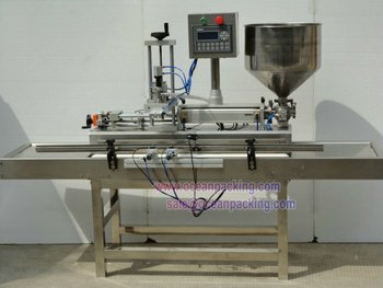new design automatic honey filling machinery
