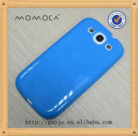 inject powder mobilephone case for galaxy s3 samsung i9300