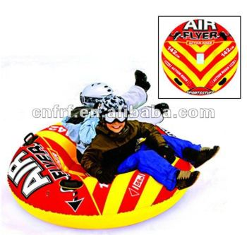 Inflatable Snow Tube Sled