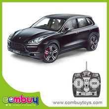 Hot sale 1/12 model wired remote control toy car for children