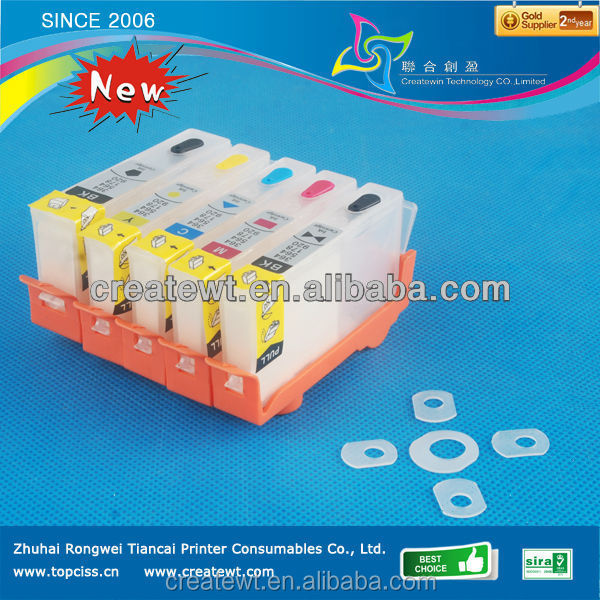 refill ink cartridge for hp364