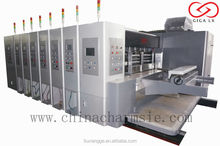 GIGA LX Fully Automatic High Precision Corrugated Carton Box Printing Machine Production Line