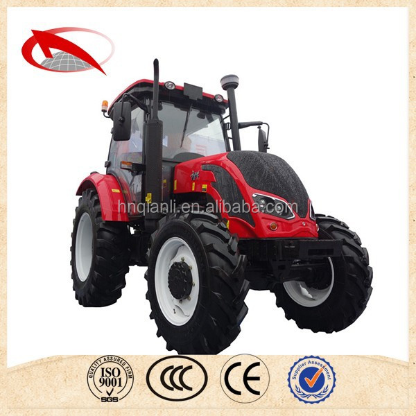 mahindra New holland fait Kubota gearbox 125hp, 130hp,140hp 4WD large farm tractor with YTO engine for sale