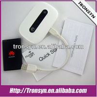 New Original HSPA+ 21.6Mbps HUAWEI E5220 Mini Wireless Router For IPAD and Smart Phone