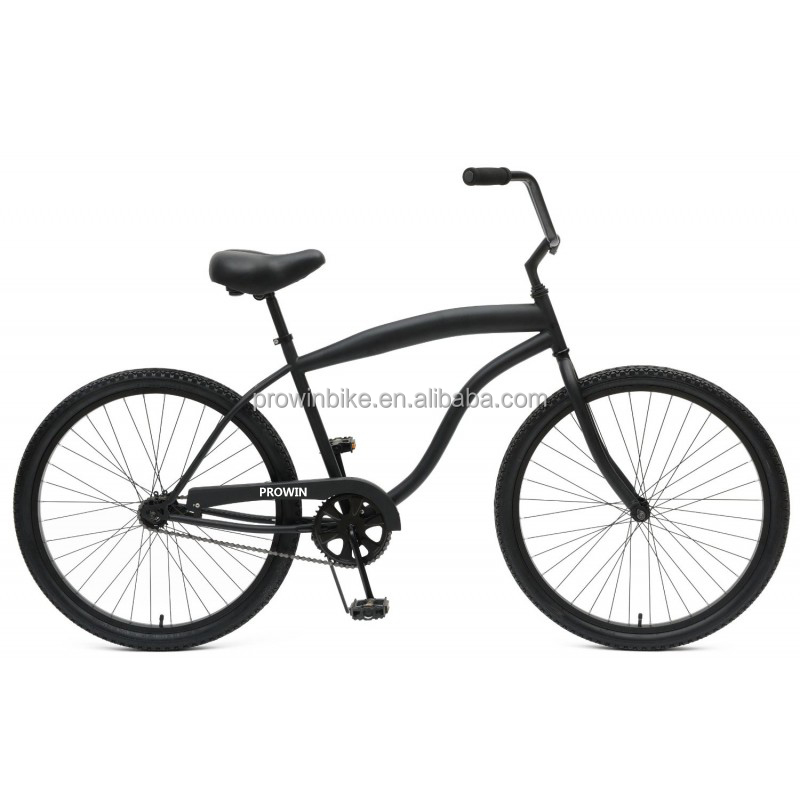 2016 new model Single Speed cycling men Beach Cruiser (B-26022)