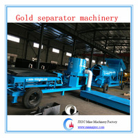 Good quality low price gold separator lead ore processing centrifugal plant