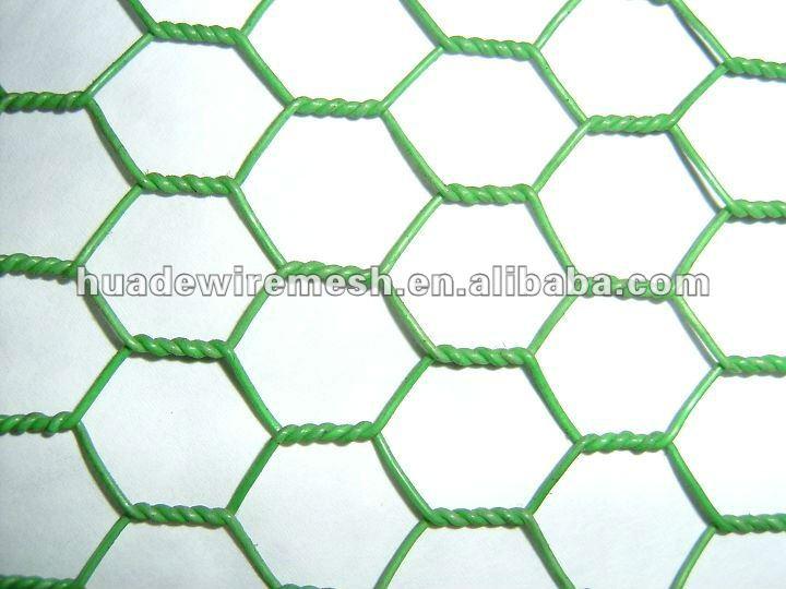 Avicola de malla de alambre galvanizado de pollo pollo pvc - Malla alambre galvanizado ...